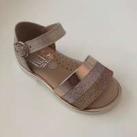 5445-M Rose Gold Sandal (closed back) Size 19-26